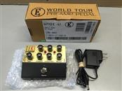 EDEN WTDI World Tour DI Preamp Pedal